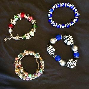 Jewelry - 4 bracelets